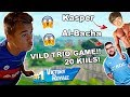 Download Video Download VANVITTIGT TRIO GAME MED AL-BACHA OG KASPER!! 20 KILLS WIN! 3GP MP4 FLV