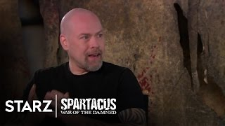 Spartacus | Inspiration behind Episode 1 of Spartacus: War of the Damned | STARZ
