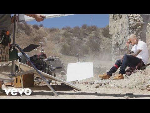 Chris Brown - Don't Judge Me (Behind The Scenes)