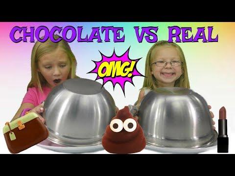 Xxx Mp4 CHOCOLATE Vs REAL 3gp Sex
