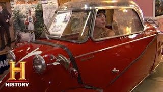 American Pickers: First Time for Everything | History