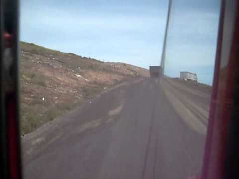 Driving Truck 18 @ Grows Landfill 2011