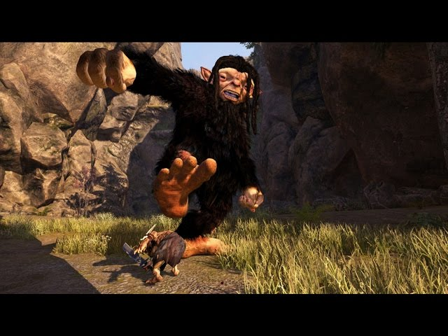 Troll and I - Story and Gameplay Trailer