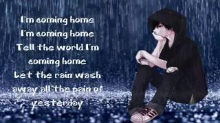I'm coming home with Lyrics