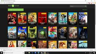 HOW TO DOWNLOAD HINDI MOVIE FOR FREE!