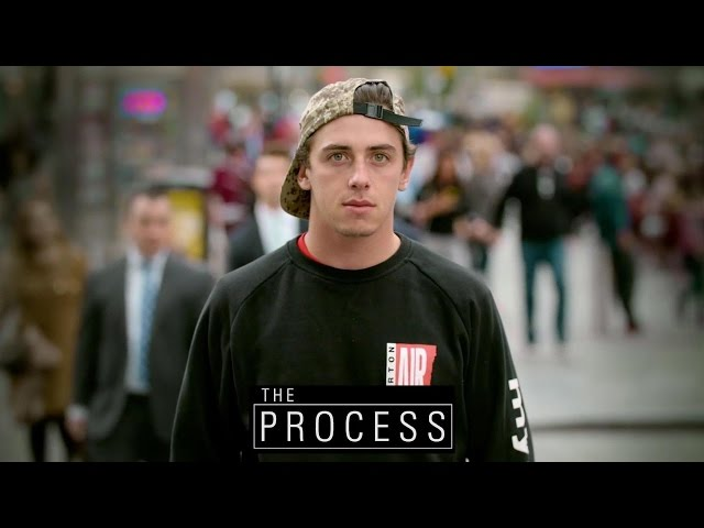 'The Process' with Mark McMorris: Episode 1