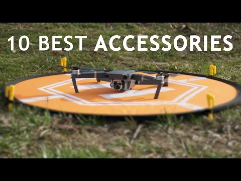 10 Amazing Accessories For Your DJI Mavic Pro