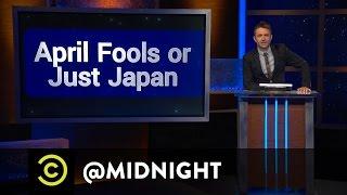 Best of April Fools' Day - @midnight with Chris Hardwick