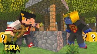 Minecraft: HARDCORE EM DUPLA - FAZ UM DESEJO ‹ AM3NIC ›