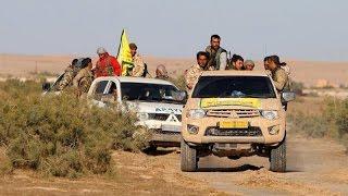أخبار عربية - ماذا بقي أمام قوات #سوريا_الديمقراطية لتحرير #الطبقة من #داعش ؟