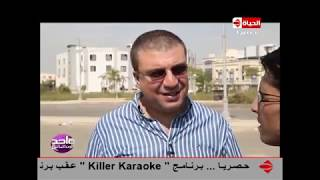 واحد من الناس - شاهد شاب يقوم بأفعال خارقة للطبيعة تدهش الإعلامي عمرو الليثي