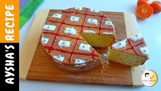 বিনা ডিমের কেক || Eggless Sponge Cake Recipe Bangla || Moist Condensed milk cake|| Dim chara cake