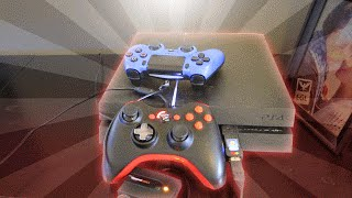 How To Use Your 360 Controller on PS4/XB1