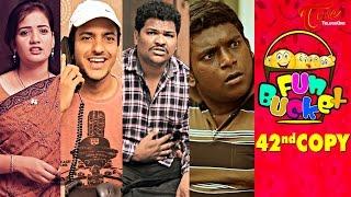 Fun Bucket | 42nd Copy | Funny Videos | by Harsha Annavarapu | #TeluguComedyWebSeries