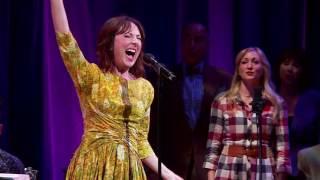 Grammy Nominee Carmen Cusack Sings  At Long Last    Bright Star Reunion Concert