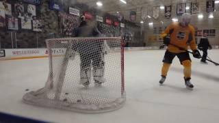 Peter Budaj & Jeff Zatkoff Practice 12/27/16