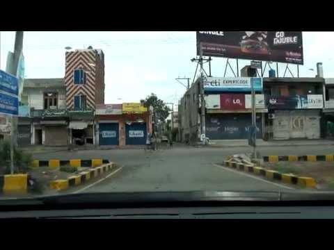 Faisalabad Satiana Rd Kohinoor Susan Rd Canal Rd Abdullahpur Underpass
