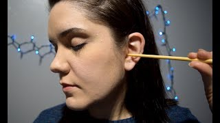 ASMR Spa - Day 2 - Ear Reflexology, Cleaning and Massage