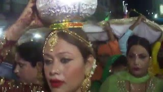 Indian Hijra Transgender Third gender  Chadar Ceremony At Dargah Ajmer Shrif