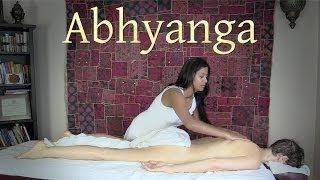Abhyanga - Full Body Oil Treatment - Aparna Khanolkar
