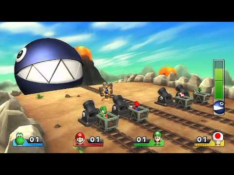Mario Party 9 Every Boss Battle Minigame