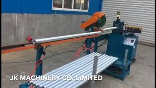 Full Automatic Spiral Corrugated Duct Machine