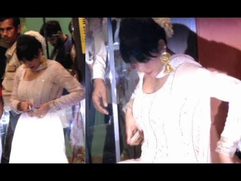 Xxx Mp4 Sajid Nadiadwala Wife Wardha Khan HOT At Salman Khan Diwali Party 2017 3gp Sex