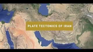 plate tectonics of iran