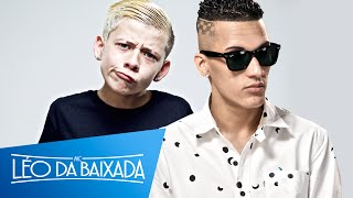 MC Pedrinho e MC Léo da Baixada - Vida Diferenciada 2 (Lyric Video)
