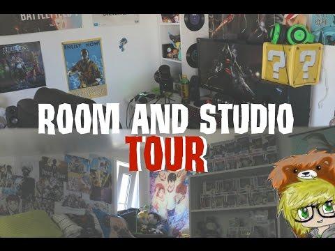 ROOM AND STUDIO TOUR 2017