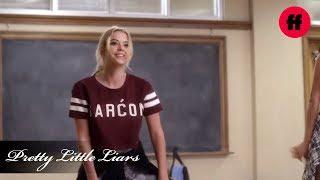 Pretty Little Liars - 5x20 | Clip: Emily and Hanna's Dance