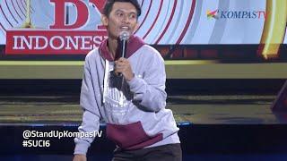 Indra Jegel: Wasit Harus Kebal (SUCI 6 Show 16)