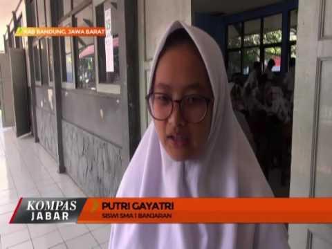 SISWI SMA BANJARAN KABUPATEN BANDUNG MEWAKILI INDONESIA DALAM SIDANG UMUM PERSERIKATAN BANGSA BAN
