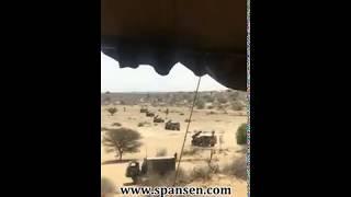 Indian Army MBRL - BM-21 Grad - Raining Destruction On The Enemy