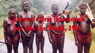 India's Oldest  Ethnic Tribe 'Jarawa` living in Andaman & Nicobar