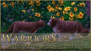 Meeting with the Farmyard Loners || Warrior Cats Sims 3 Legacy - Episode #18