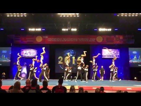 Xxx Mp4 The Cheerleading Worlds 2016 Championship International Open Large Coed Level 6 GymTyme Chrome 3gp Sex