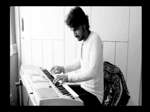 Kisi Raah Mein  Kisi Mod Par | Piano Cover | Anshu Gupta