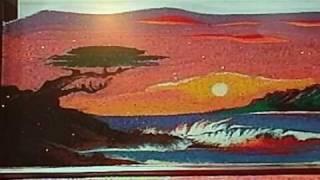 Sand Art by world renown sandartist David Alcala