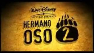 Hermano Oso 2 (Tráiler en DVD)