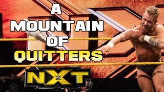WWE NXT 7/11/18 Full Show Review, Highlights & Results: UNDISPUTED CLIMB THE MOUNTAIN OF MOUSTACHE