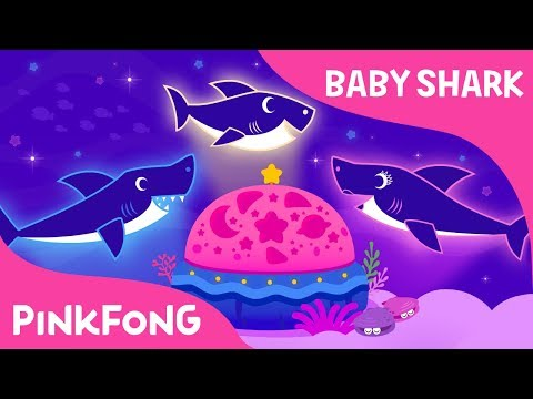 Baby Shark Dream Light   Music Box   Lullaby   Baby Shark   Pinkfong Songs for Children
