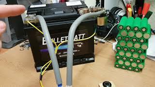 DIY Battery Spot Welder - Update & Demonstration