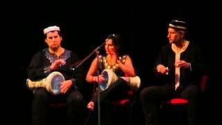 Gamar drummers - drumsolo Karima