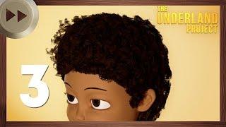 CG Hair for Boots | PART 3 | BLENDER TIMELAPSE