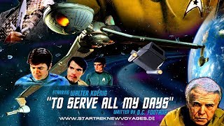 Star Trek New Voyages, 4x02, To Serve All My Days, Subtitles