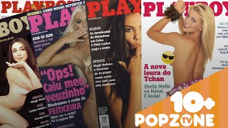 As 10 edições da Playboy mais vendidas #Popzone10+ @PopZoneTV