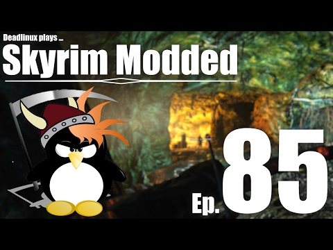 Quest Cleanup 101! Balimund, Lost Knife, Dawnstar...Skyrim Modded Ep 85