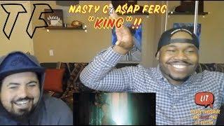 Nasty C's NEXT UP | Nasty C - King ft. A$AP Ferg | TF Reaction