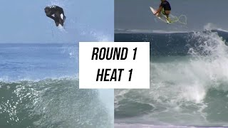 JULIAN WILSON'S BEST AIR | Round 1 Heat 1 | Vote here!